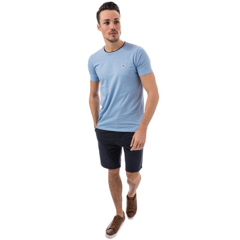 Tričko Le Shark Mens Kingward T-Shirt Blue