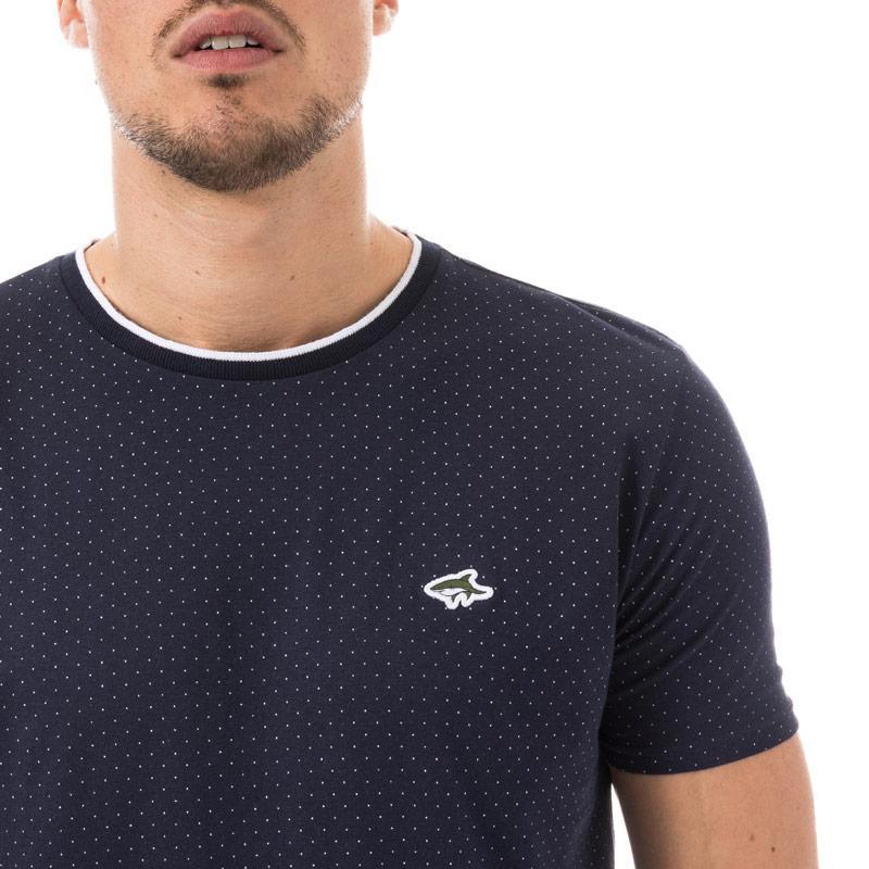 Tričko Le Shark Mens Kingward T-Shirt Navy