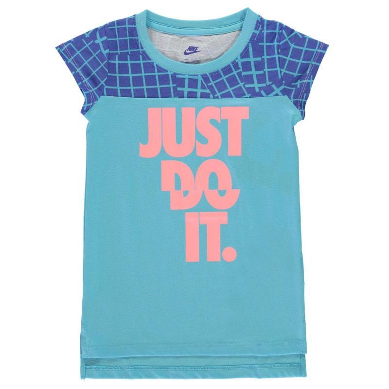Šaty Nike Prep Tunic Unisex Infants Vivid Sky