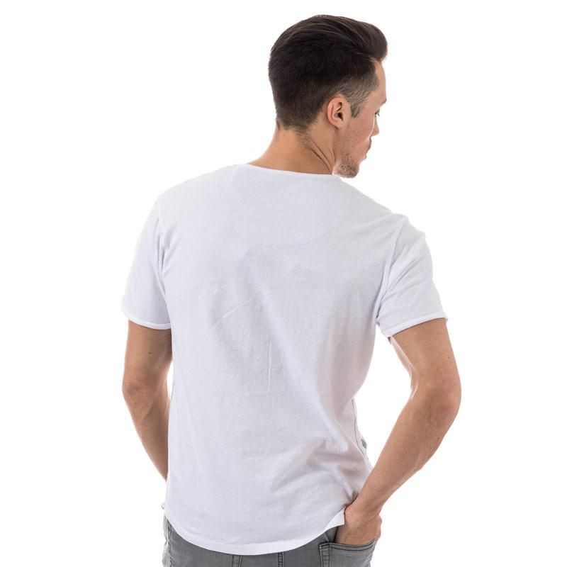 Tričko Ringspun Mens Scout T-Shirt White