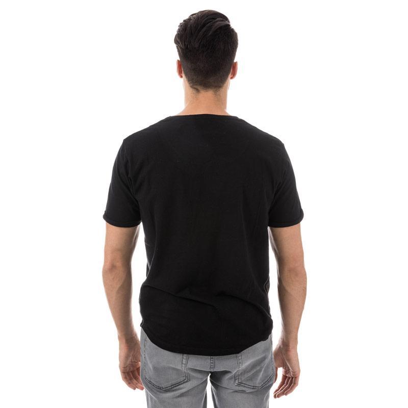 Tričko Ringspun Mens Scout T-Shirt Black