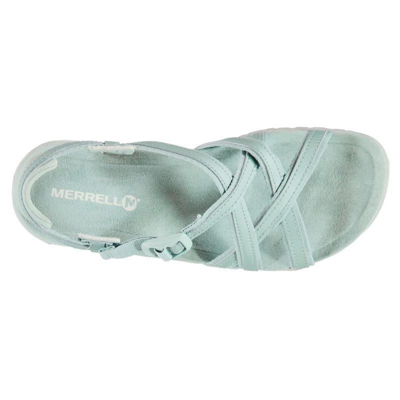 Merrell Terran Ari Lattice Ladies Sandals Aquifer