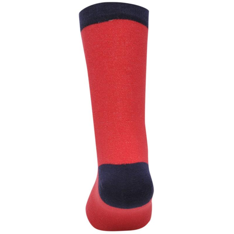 Ponožky Crafted Essentials 5 Pack Stars and Stripes Child Boys Socks Red Navy Blue