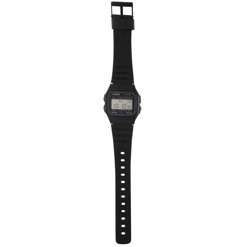 Casio F91W Watch Mens Black