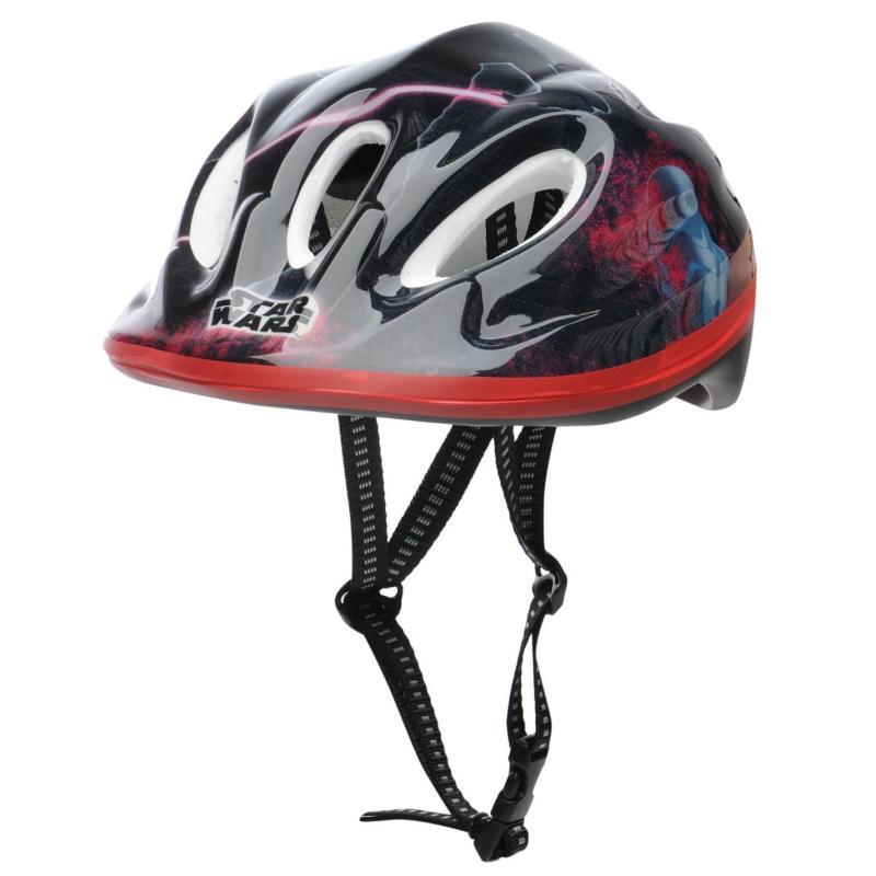 Star Wars Cycling Helmet Childrens Black