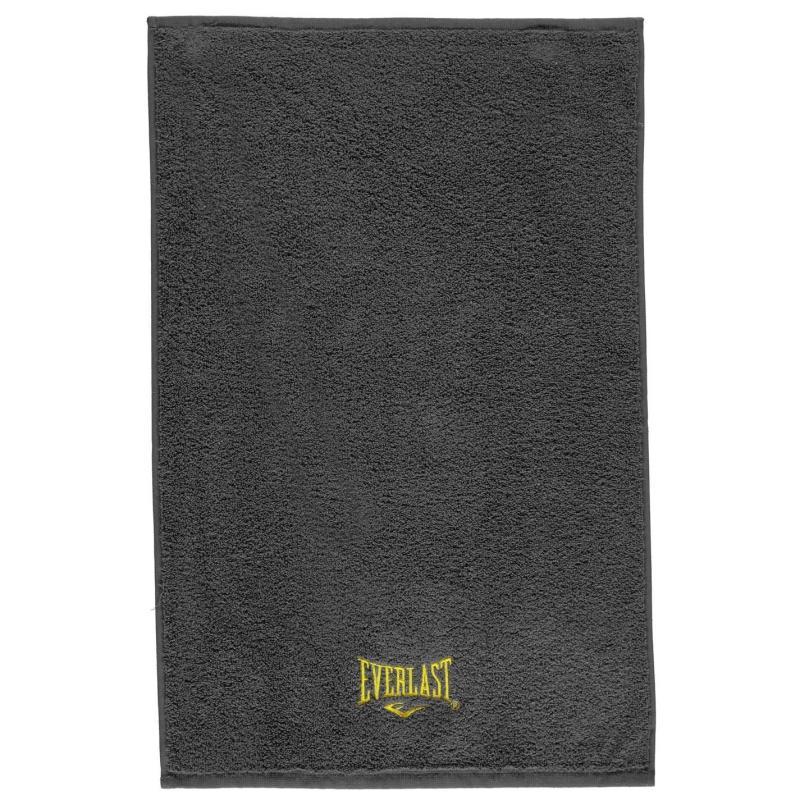 Everlast Gym Towel Charcoal