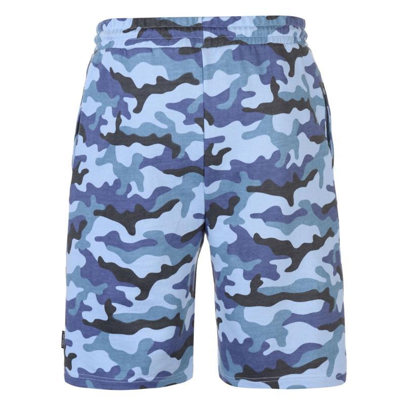 Pierre Cardin Camouflage Shorts Mens Navy Camo