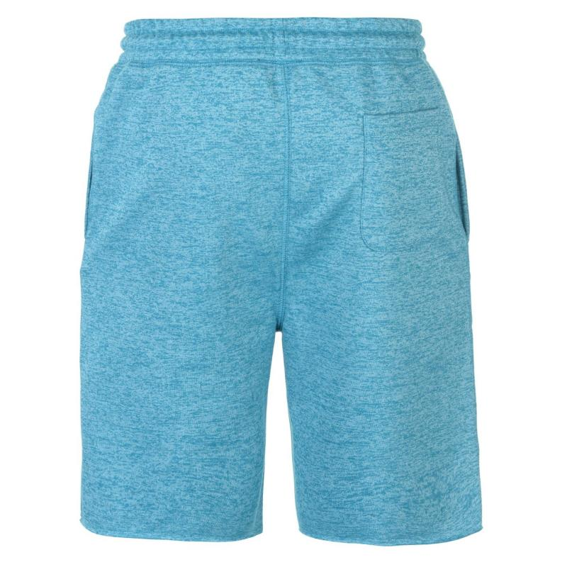 Pierre Cardin Space Dye Shorts Mens Turquoise