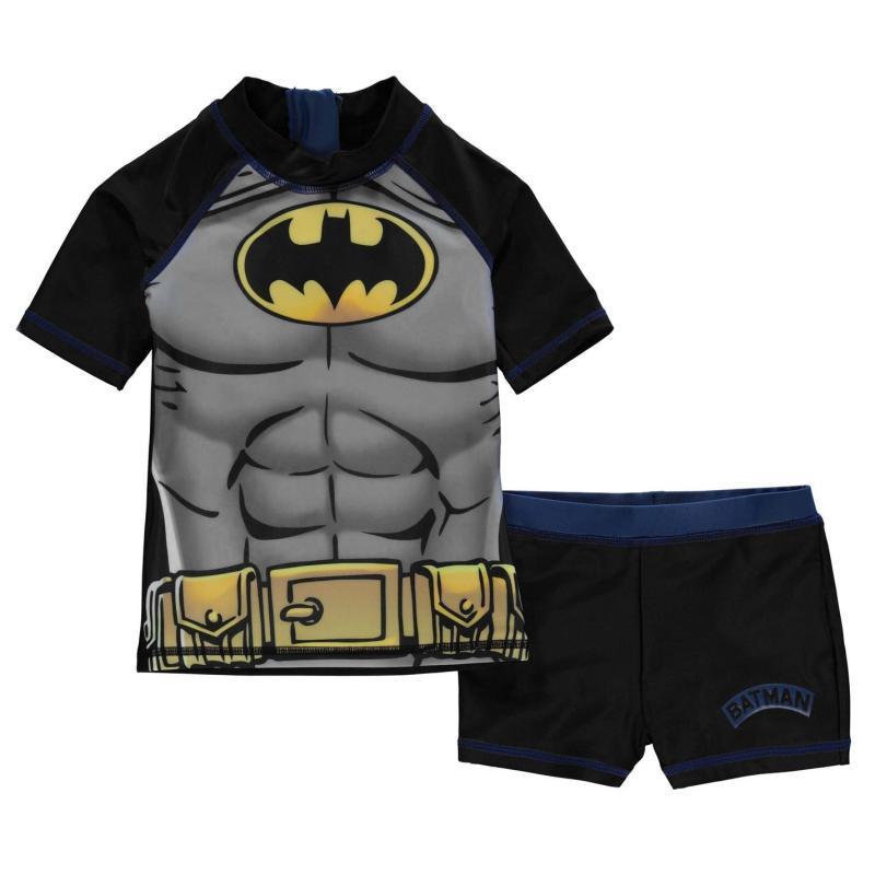 Plavky Character 2 Piece Swim Set Junior Batman