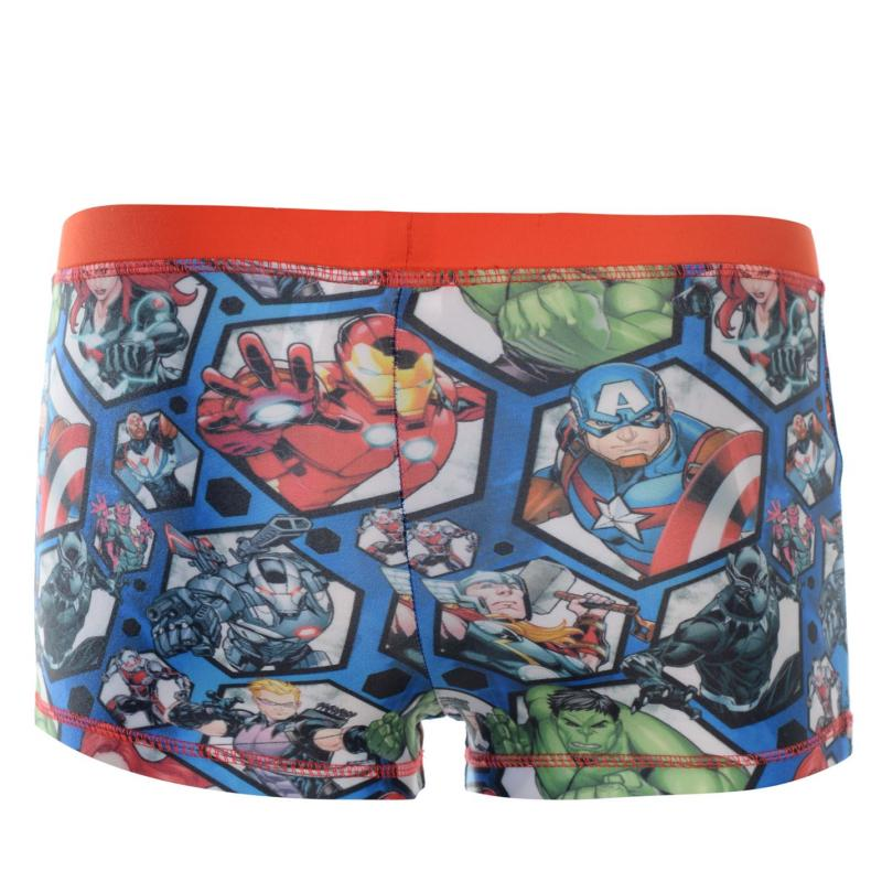 Plavky Character Swim Pants Infant Boys Avengers