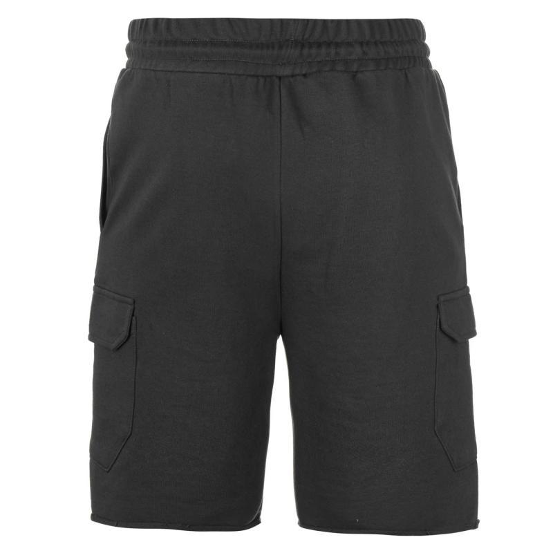 Pierre Cardin Fleece Cargo Shorts Mens Khaki