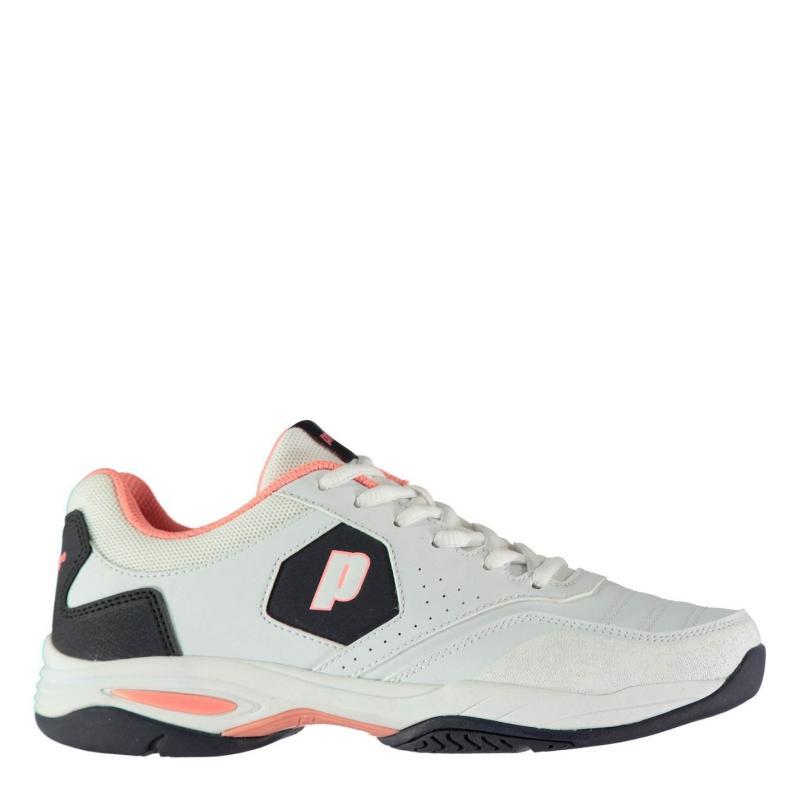 Prince Reflex Ladies Tennis Shoes White