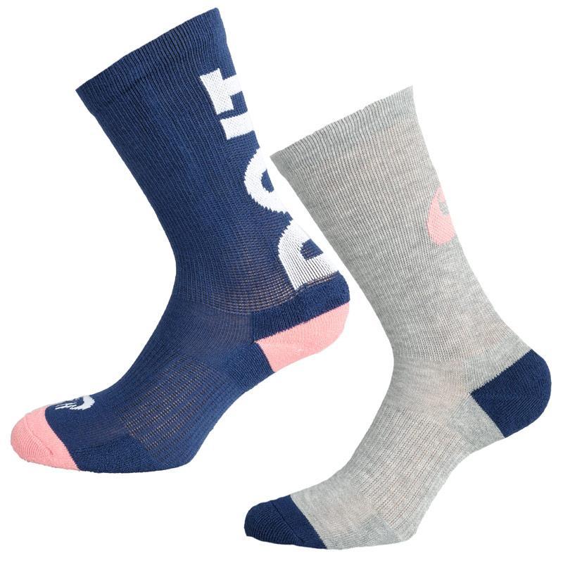 Ponožky Nike 2 Pack Womens Sportswear Crew Socks Multi colour