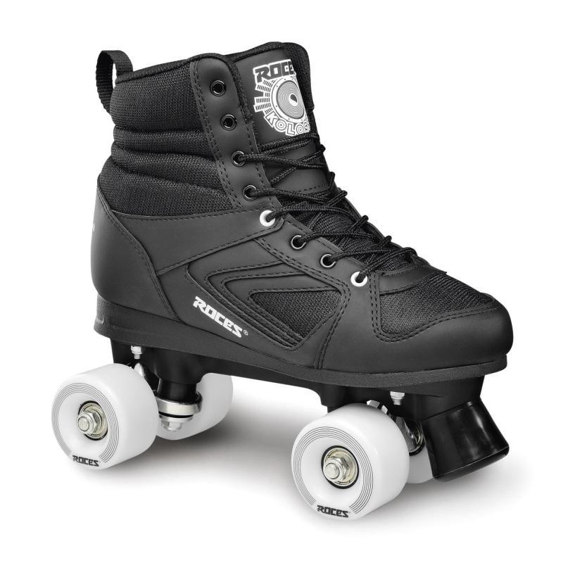 Roces Kolossal Quad Skates Mens Black