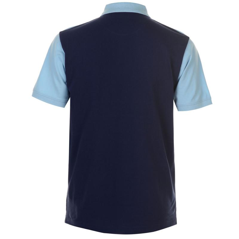Pierre Cardin Polo Shirt Mens Blue/Navy