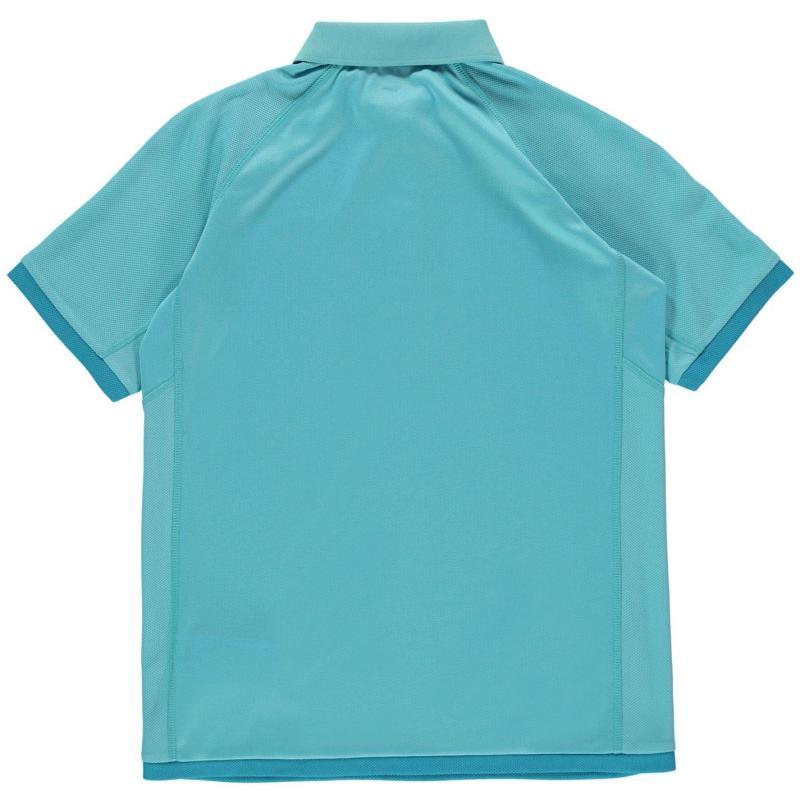 Tričko Slazenger Court Polo Shirt Junior Boys Red