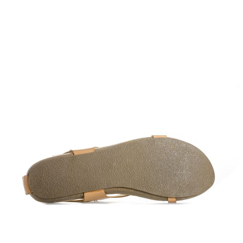 Boty Blowfish Malibu Womens Gill Sandals Tan