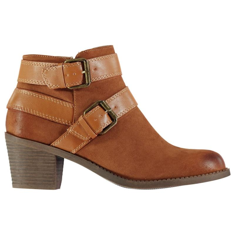 Dolcis Quincy Boots Tan