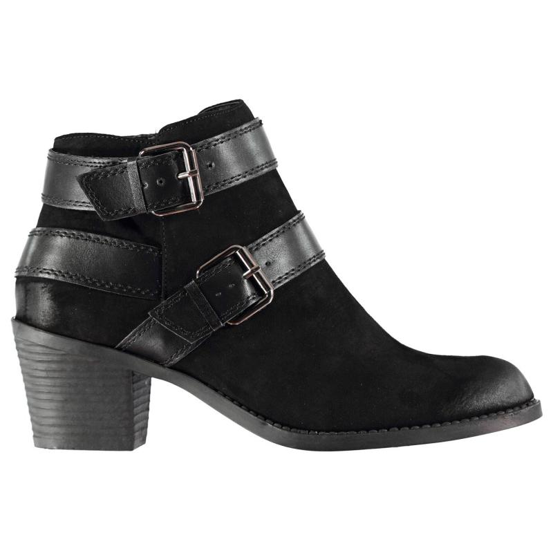 Dolcis Quincy Boots Black