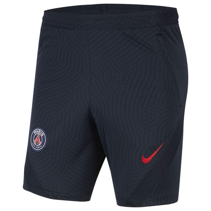 Nike Paris Saint Germain Strike Shorts 2020 2021 Navy