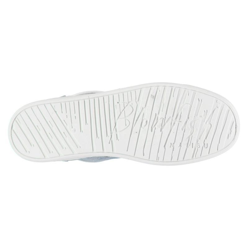 Obuv Blowfish Fiona Canvas Shoes Faded Denim