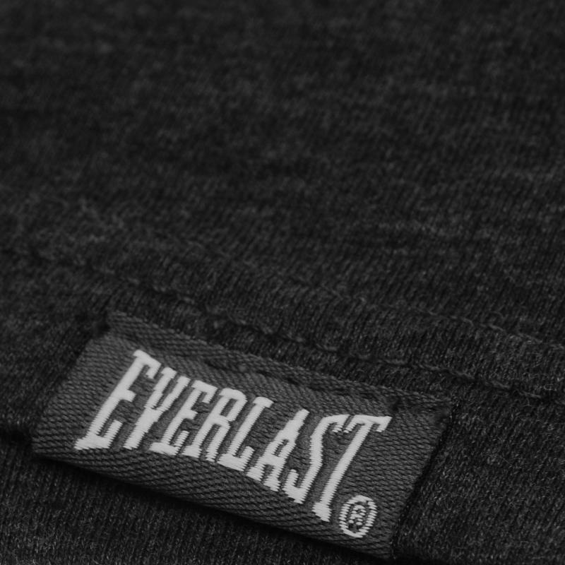 Tílko Everlast String Vest Mens Grey Marl