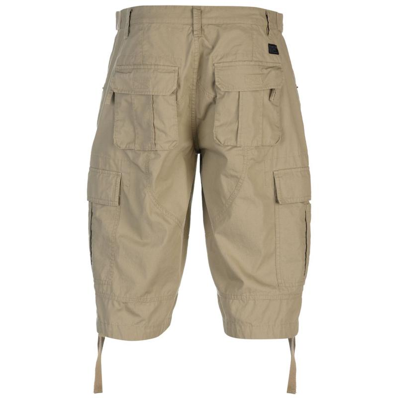 Firetrap Cargo Shorts Mens Black