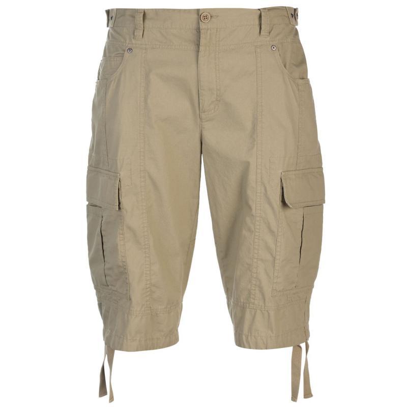 Firetrap Cargo Shorts Mens Black