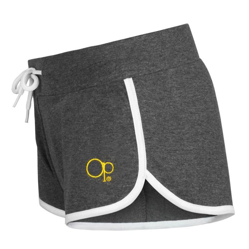 Ocean Pacific Terry Shorts Ladies Grey