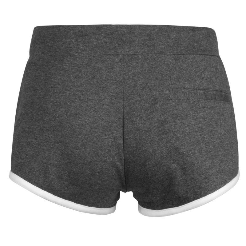 Ocean Pacific Terry Shorts Ladies Grey Marl