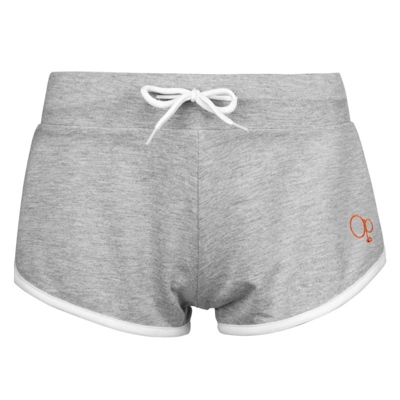 Ocean Pacific Terry Shorts Ladies Grey