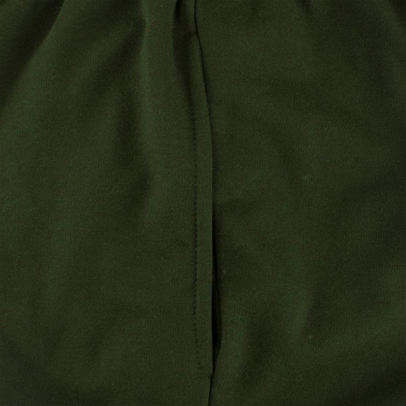 Tapout Fleece Shorts Mens Army Green