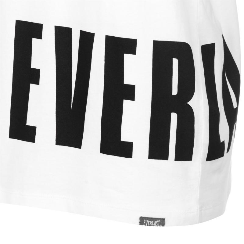 Tílko Everlast String Vest Mens White