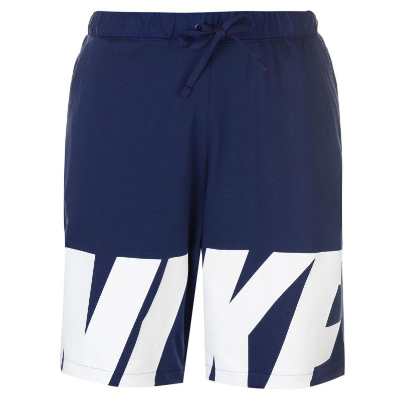 Nike Hybrid Shorts Mens Blue/White