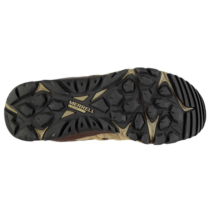 Merrell Outmost Ventilator Walking Shoes Mens Charcoal Velikost - UK11 (euro 46)