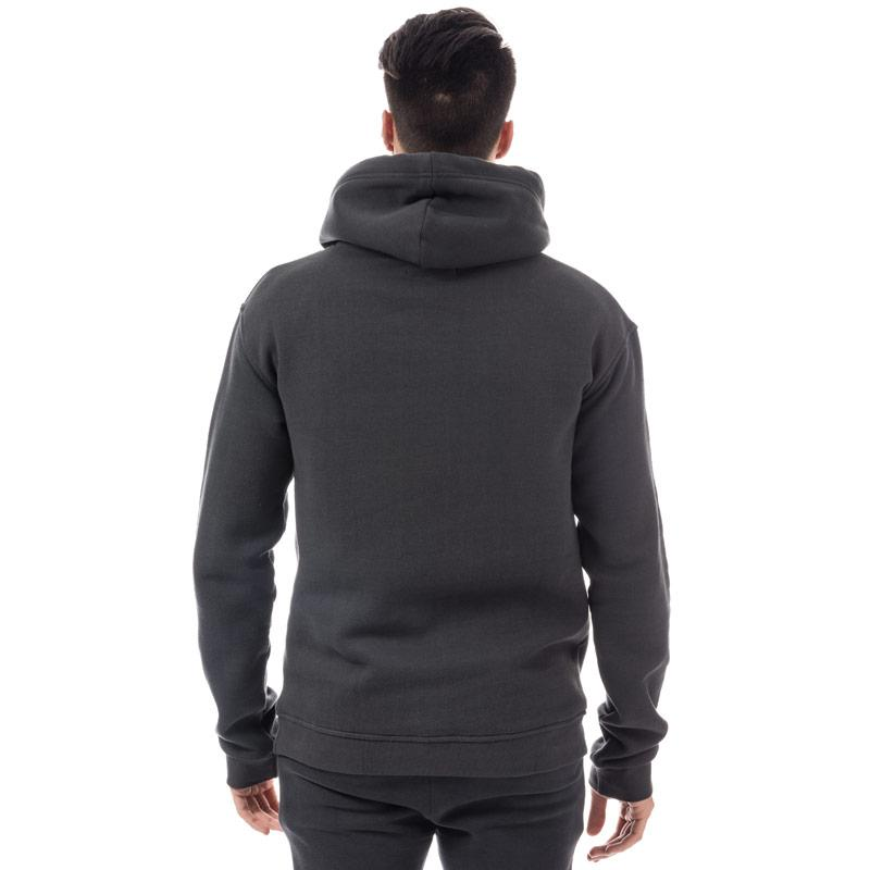 Mikina Dead Legacy Mens Logo Hoody Grey Velikost - XXL
