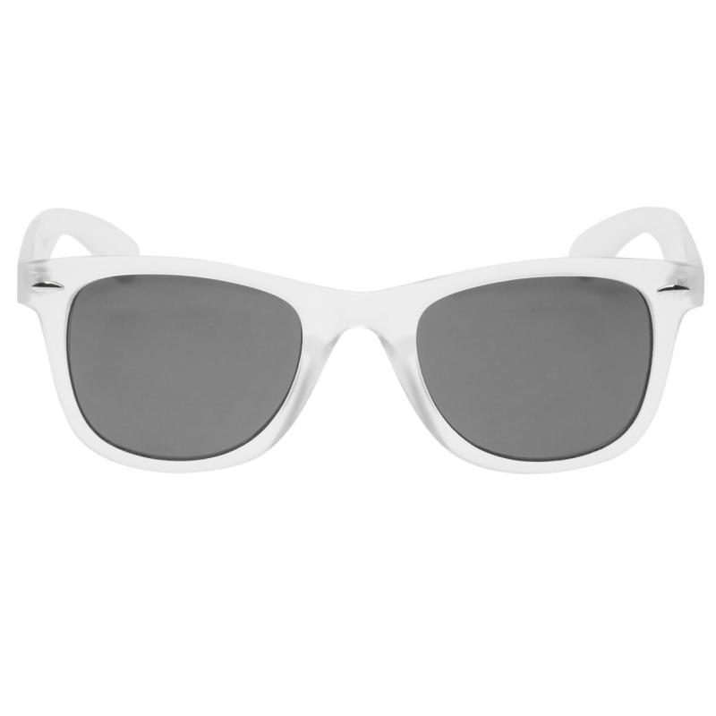 SoulCal Cuba Sunglasses Mens Clear/Black