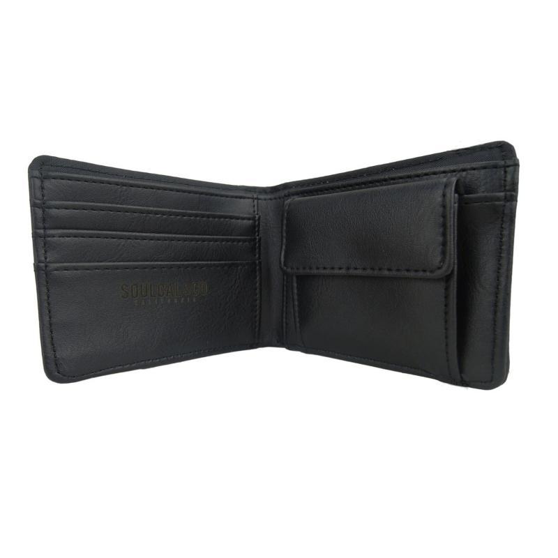 SoulCal Originals Wallet Black