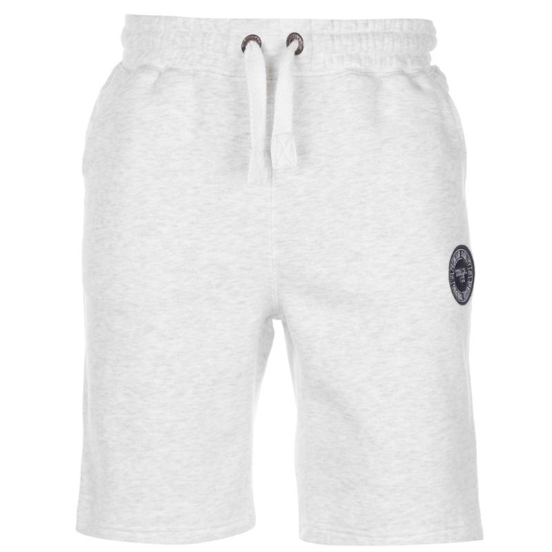 SoulCal Signature Fleece Shorts Mens Navy