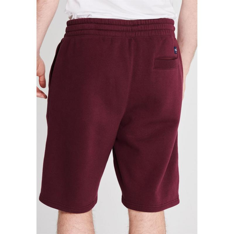 SoulCal Signature Fleece Shorts Mens Navy