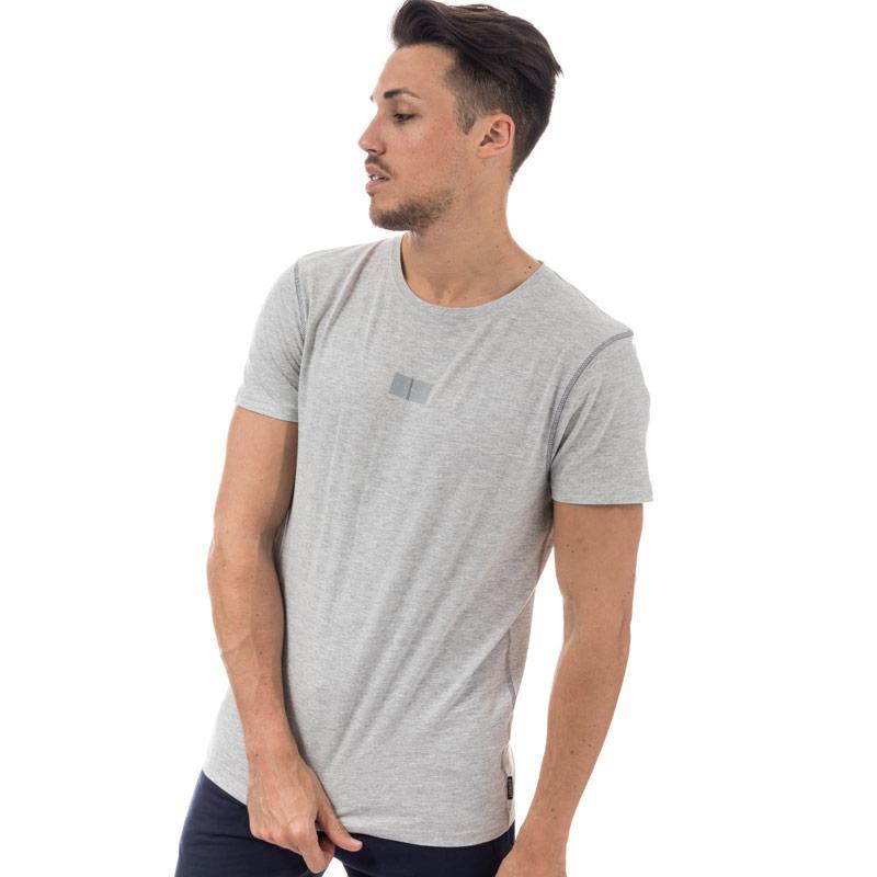 Tričko D-Struct Mens Mellow T-Shirt Black