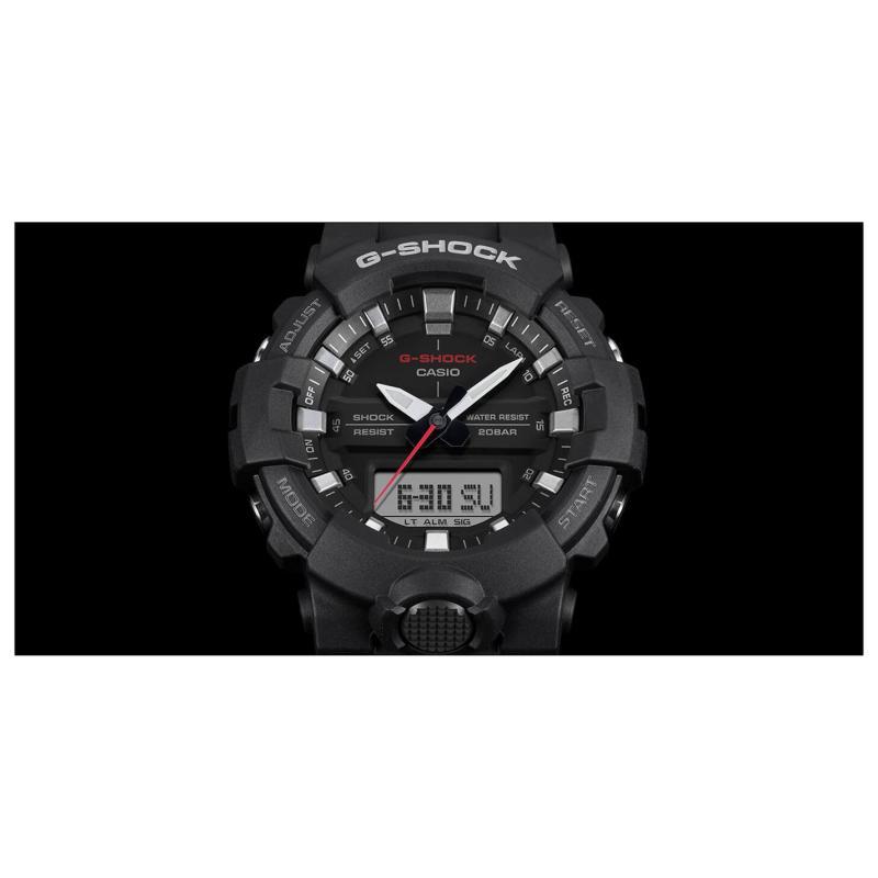Casio G Shock 800 1AER Watch Black