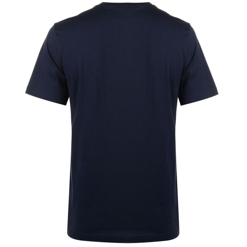 Tričko Champion Basic T Shirt Navy
