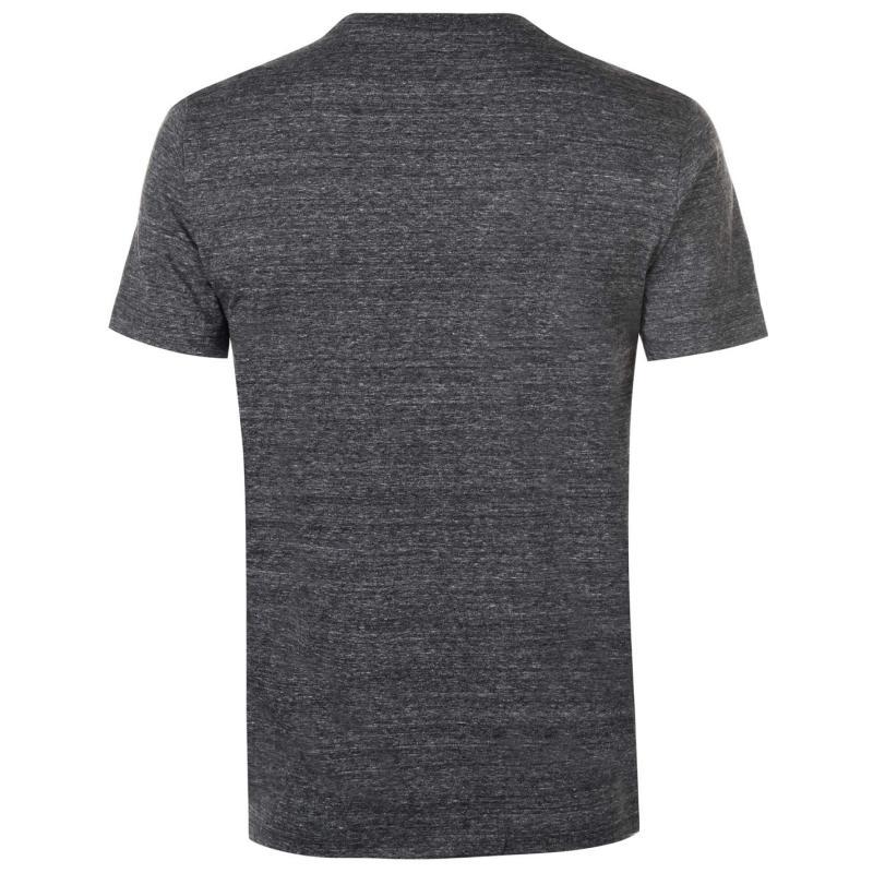 Tričko Champion Crew T Shirt Charcoal Marl