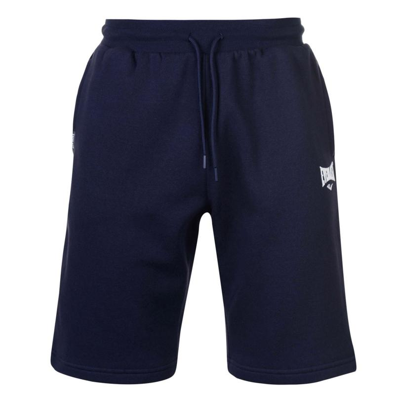 Everlast Fleece Shorts Mens Navy