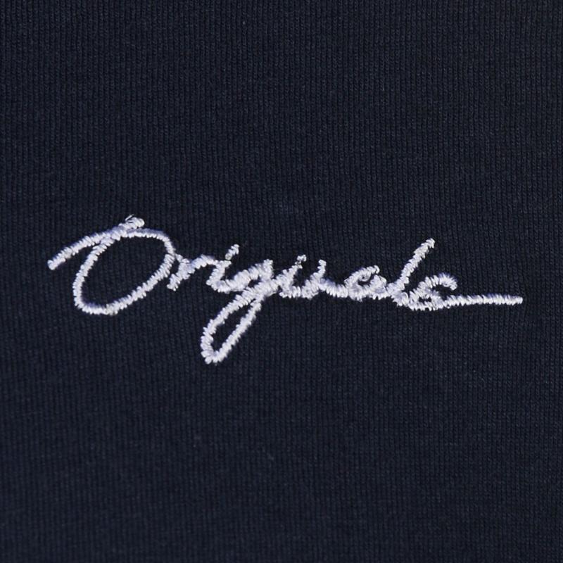 Tričko Jack and Jones Originals Ramsay T Shirt Gry/Nvy/Wht