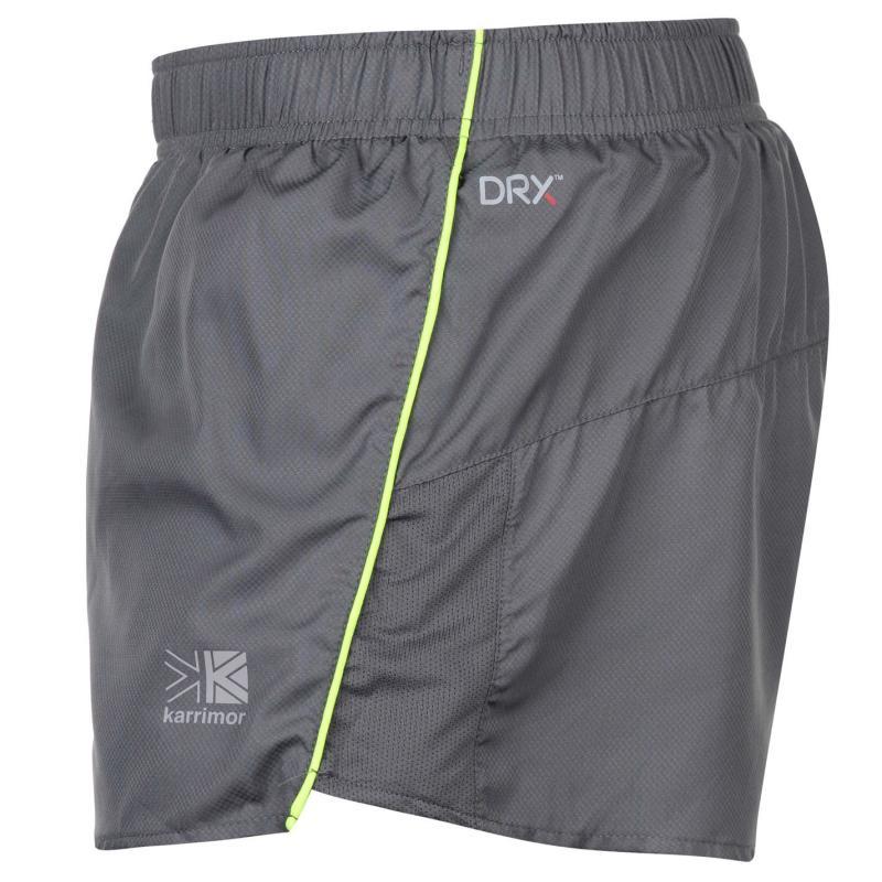 Karrimor X 3inch Shorts Mens Black
