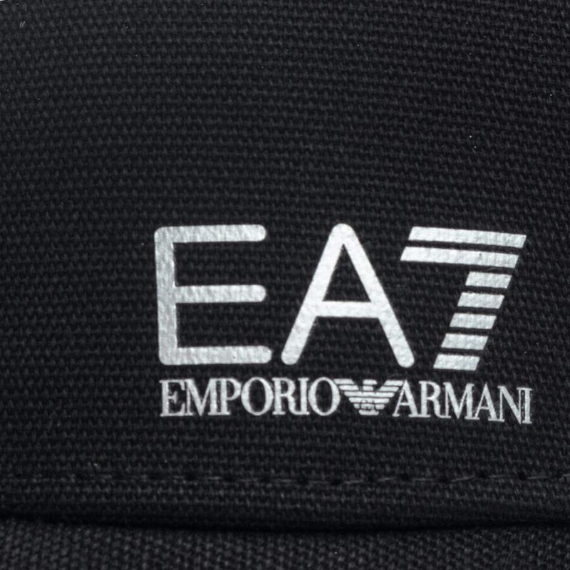 Emporio Armani EA7 Mens Baseball Cap Blue