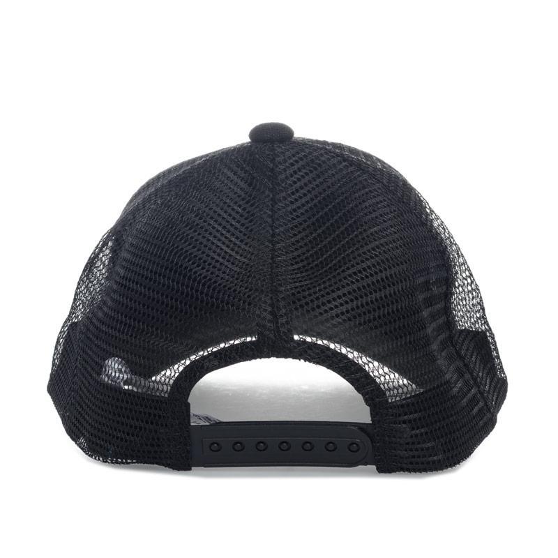 Emporio Armani EA7 Mens Baseball Cap Black