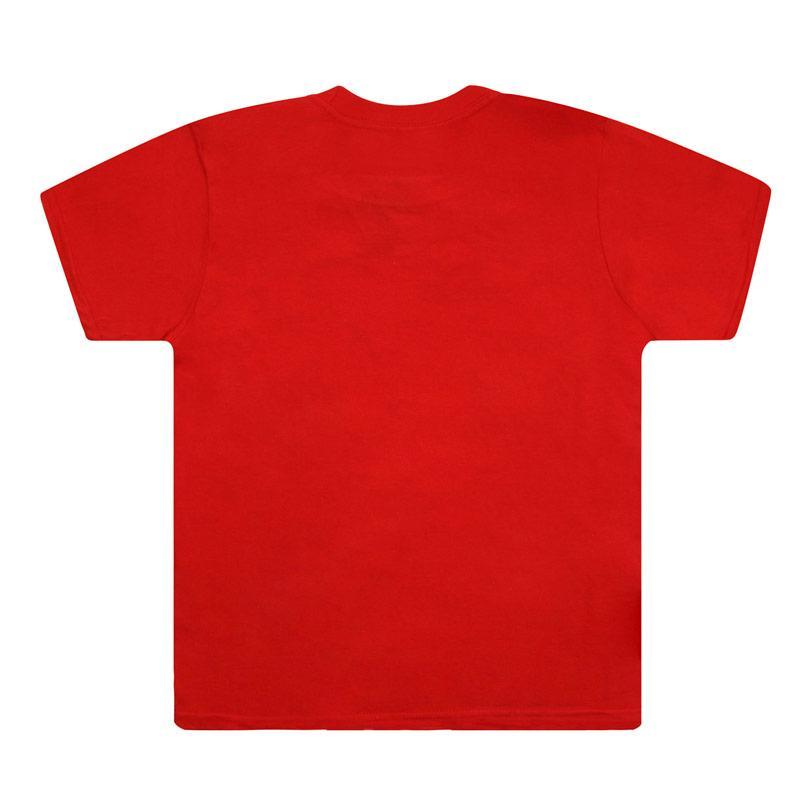 Tričko Marvel Junior Boys Avengers Emblem T-Shirt Red